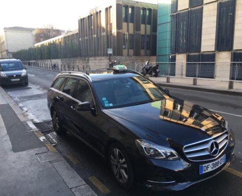 Taxi de Taxi Christophe Bordeaux